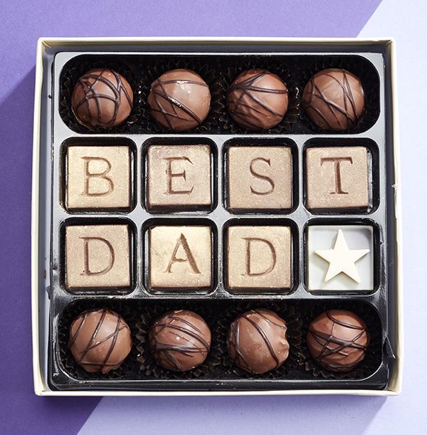 The Best Dad Chocolate & Truffles