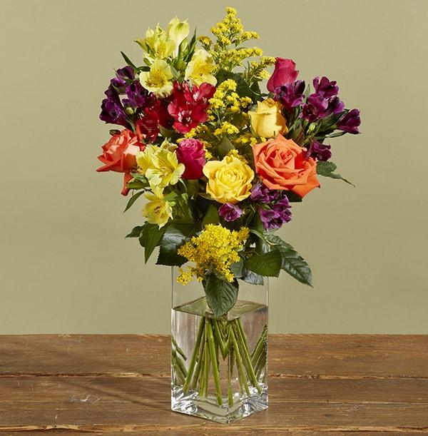 The Summer Sunset Bouquet- £26.99 - £39.99