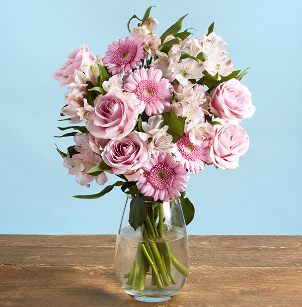 The Baby Girl Bouquet - £28.99