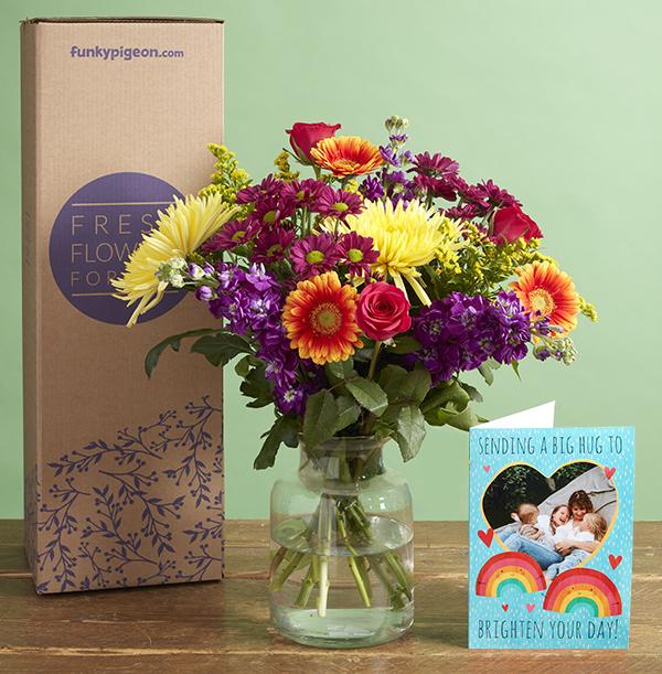 The Summer Medley Bouquet - £24.99