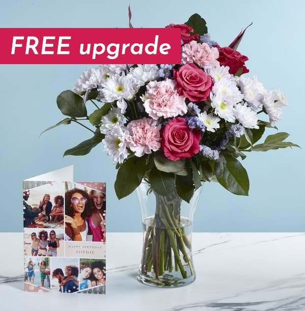 The Happy Birthday Flowers  - £29.99