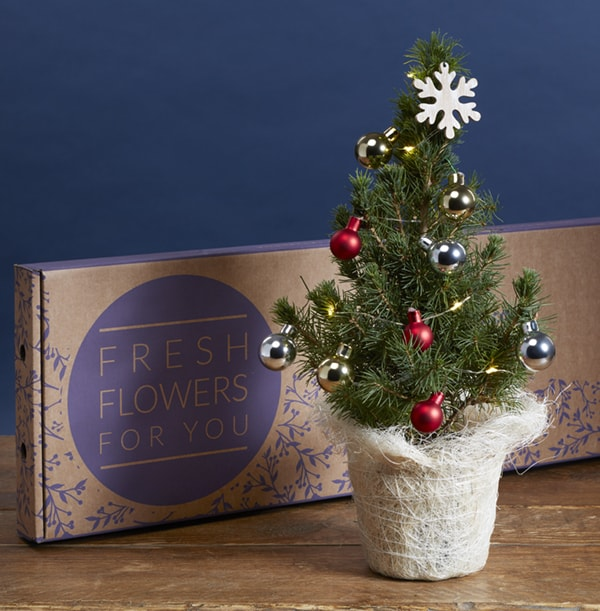 The Letterbox Christmas Tree - £19.99