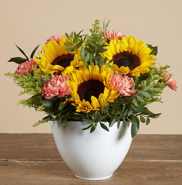 Thinking Of You Autumn Arrangement - £34.99