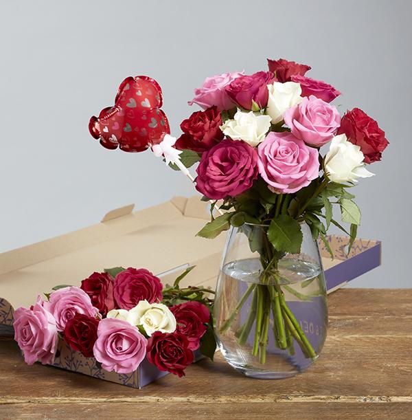The Love Letterbox Bouquet - £24.99