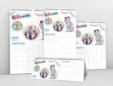 personalised calendars 2018 19 all personalised calendars funky