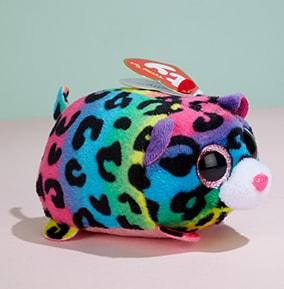 Jelly the Leopard Teeny TY