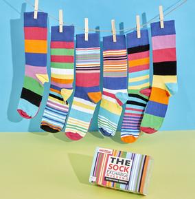 Mens Sock Exchange Weekend Oddsocks
