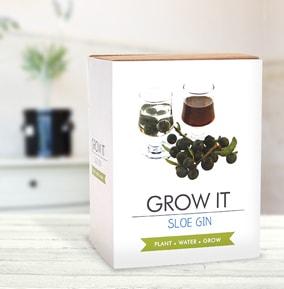 Sloe Gin Grow It Kit