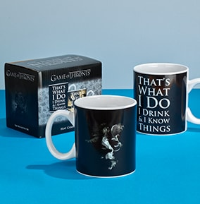 Game Of Thrones Tyrion Lanister Heat Change Mug