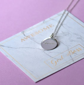 Awesome Silver Necklace