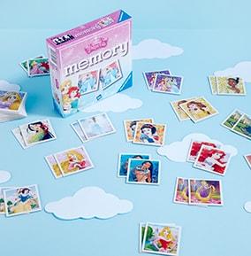 Disney Princess Mini Memory Game