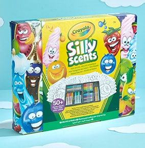 Silly Scents Art Kit
