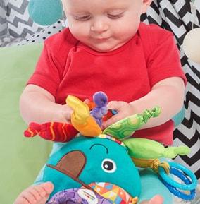 Lamaze Captain Calamari Soft Toy for Babies