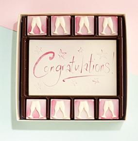 Congratulations Chocolates