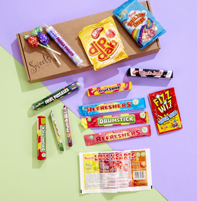 Retro Sweets - Candy collection