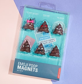Poop Magnets