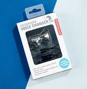 Voice Change Mini Megaphone