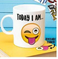 Emoji Mood Mug