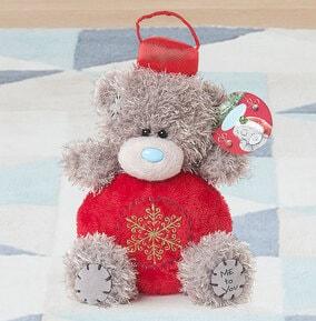 Tatty Teddy - Bauble