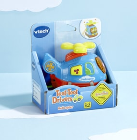 Vtech Toot-Toot Helicopter