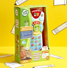 Leap Frog Scout Learning Lights Remote