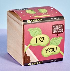Magic Message Bean - I Love You