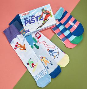 On The Piste Socks