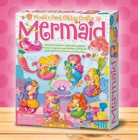 Mould & Paint - Mermaid