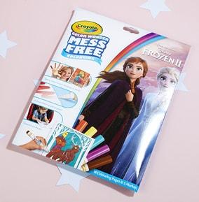 Frozen 2 Color Wonder