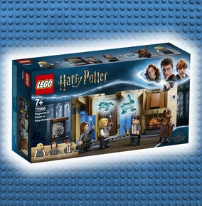 LEGO Harry Potter - Room of Requirement