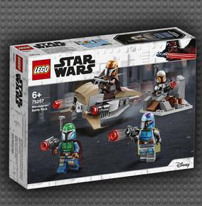 LEGO Star Wars Mandalorian - Battle Pack