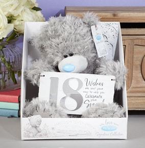 Tatty Teddy - 18th Birthday Wishes Bear