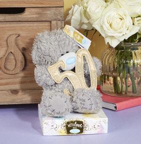 Tatty Teddy 50th Birthday Bear