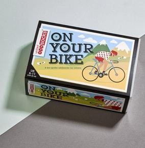 Men's On Your Bike Oddsocks UK Size 6-11