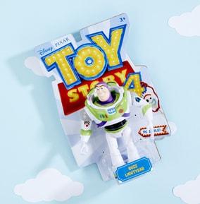 Toy Story 4 Buzz Lightyear Figure