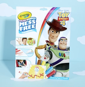 Toy Story 4 Colour Wonder