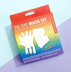 Tie Dye Face Mask Kit