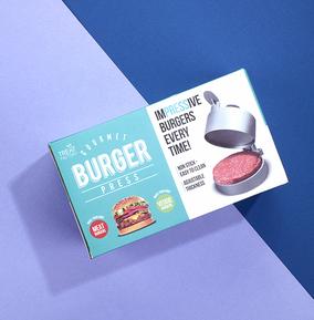 Single Burger Press