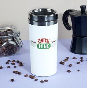 Central Perk Travel Mug