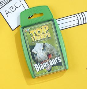 Dinosaur Top Trumps