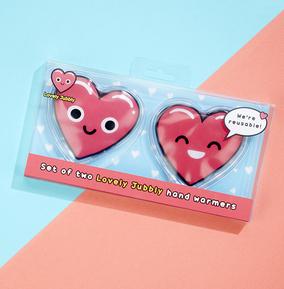 Hottie Heart Handwarmers