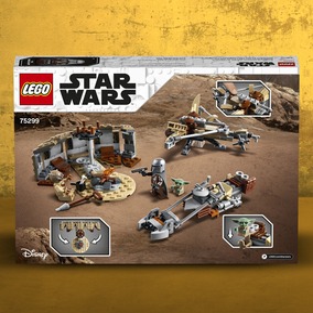 LEGO Star Wars Mandalorian - Trouble on Tatooine