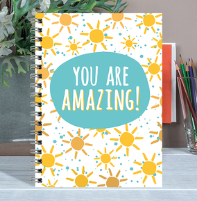 You Are Amazing - Notebook