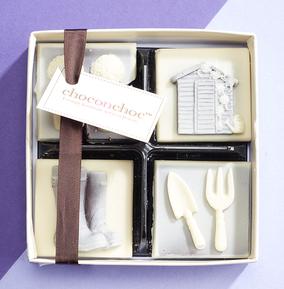 Chocolate Gardening Box