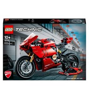LEGO Technic Ducati Paingale V4 R Motorbike