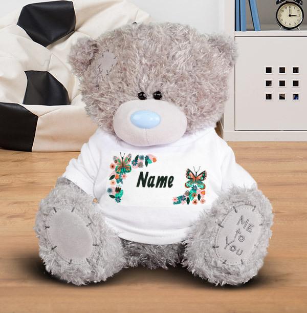 Name Personalised Bear