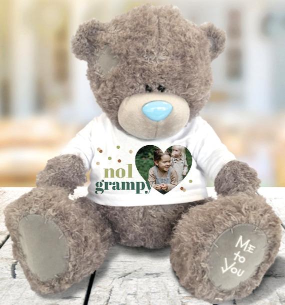 NO.1 Grampy Photo Upload Bear