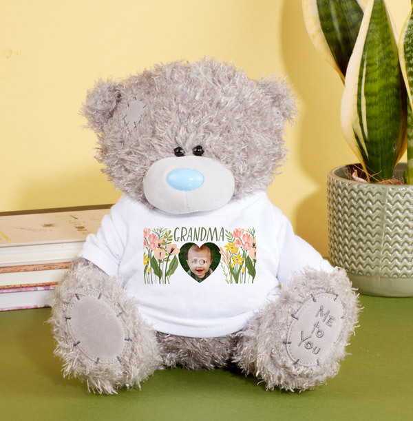 Grandma Mother's Day Me To You Photo Bear