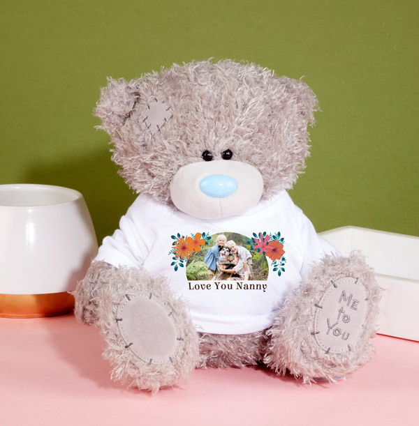Nanny Mother's Day Me To You Photo Bear