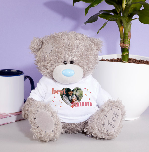 Best Mum Mother's Day Me To You Photo Bear